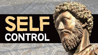 Mastering Self Control | Stoic Exercises For Inner Peace
