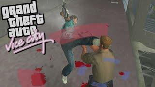 GTA: Vice City (PS2 Classic) [PS4] Free Roam Gameplay #3