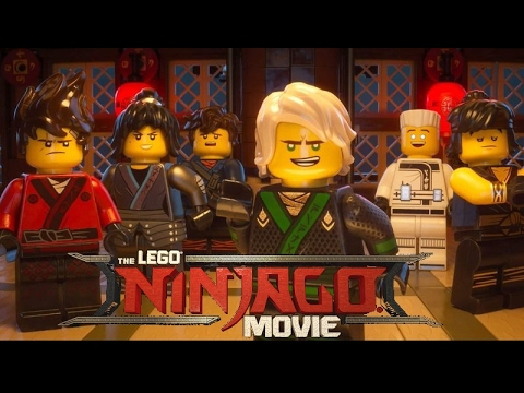 First Ninja Picture! - Unscripted Analysis - The LEGO Ninjago Movie (2017)