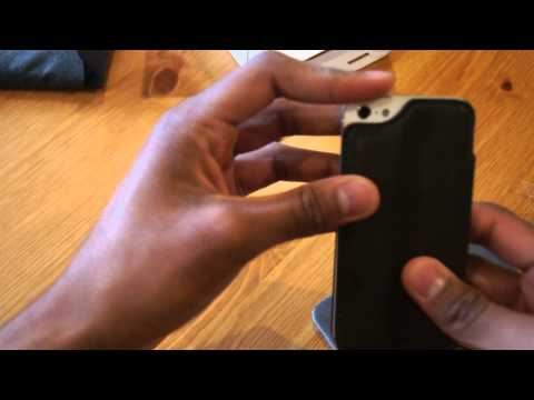 Vaja Nuova Pelle Case for iPhone 5S / 5 Review