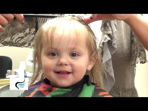 How to Cut: Fun Little Girls Haircuts  And Cute Toddler Hairstyles