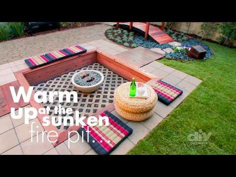 7 Backyard Spaces That Impress - DIY Network