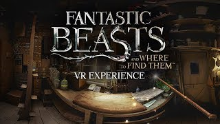 Fantastic Beasts and Where to Find Them VR Trailer
