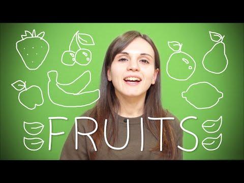 Turkish Weekly Words - Fruits