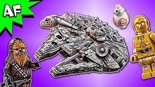 Lego Star Wars UCS Millennium Falcon 75192 Sneak Peek & Designer Review