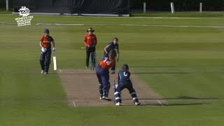 ICC T20WC Qualifier: SCO v NED – Match highlights