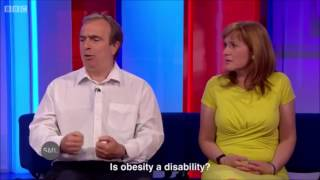 Peter Hitchens spot on about obesity