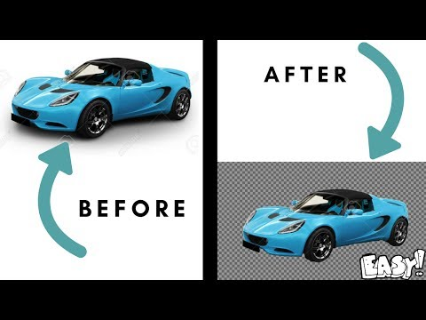 How To Remove a White Background or Make It Transparent in Gimp