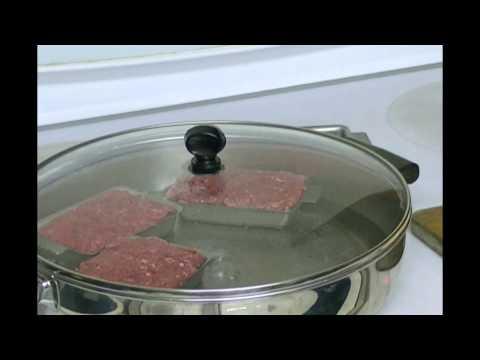 Steam Cheeseburger Maker - Tutorial