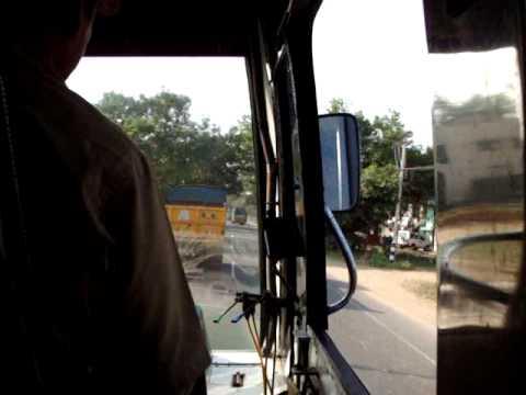 Bus from Pondicherry to Madurai