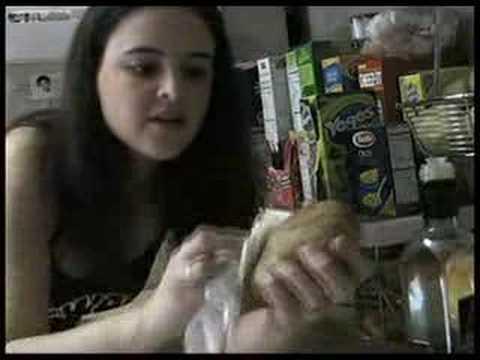 Jenluv's Kitchen #1: Super Fluffy Baked Potato