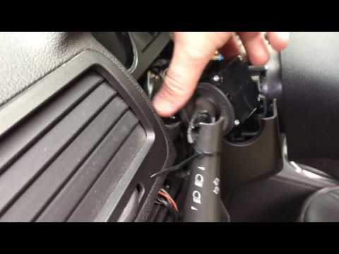 How To Replace Turn Signal Switch in a Cobalt