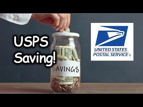 Discounted USPS Shipping Hack!