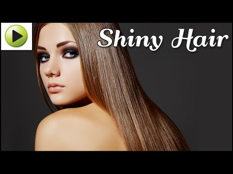 How to Get Shiny Hair Naturally