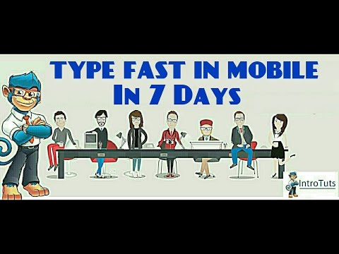BEST FAST TYPING TRICKS - Fastest Typing speed on Any Android Must Watch