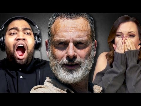 """Fans React to Rick's Last Episode on The Walking Dead: """"What Comes After"""""""