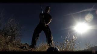 Driving Golf Balls From A Mountain Top - Safely