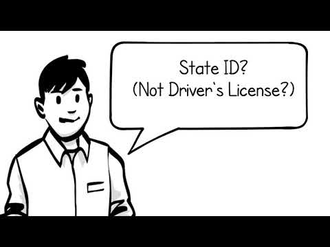 Driver's License / PA State ID