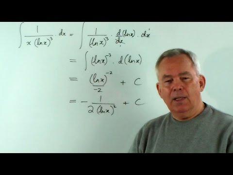 Jim Coroneos' 100 Integrals ~ 023 ~ ∫1/[x(lnx)³].dx