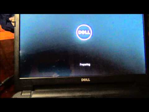 Dell Inspiron15 Windows 8 Restore, Reload To factory Settings