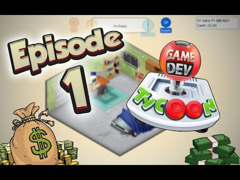 Let's Play: Game Dev Tycoon | Episode 1