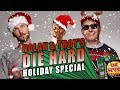 Nolan North and Troy Baker's Die Hard Holiday Special