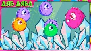 Frizzle Fraz #3 как  Red Ball красный шарик. Игровой мультик про Фриззл Фраз. Прохождение игры