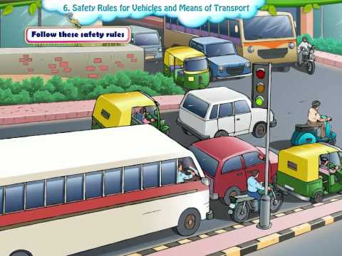 EVS - Class 2 - Safety Rules for Vehicles and Means of Transport
