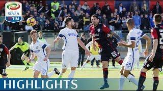 Cagliari - Inter - 1-5 - Highlights - Giornata 27 - Serie A TIM 2016/17