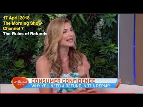 Rules for Refunds | The Morning Show with Jo Ucukalo | TwoHoots Tips