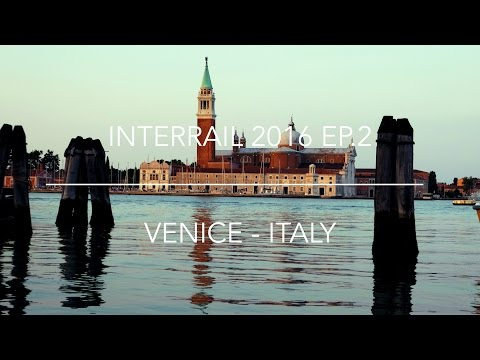 ITALY | VENICE | Interrail 2016 Ep.2
