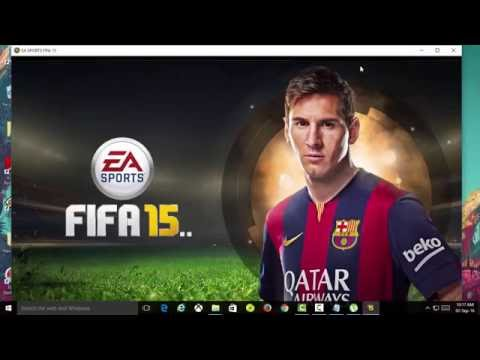 HOW TO DOWNLOAD AND INSTALL FIFA 15