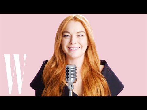 Lindsay Lohan Re-enacts Her 8 Favorite Mean Girls Quotes   W Magazine