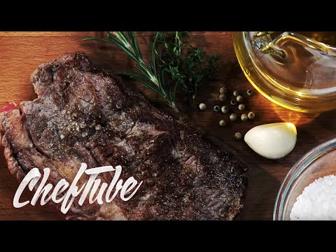 How to cook the perfect pan-fried Steak