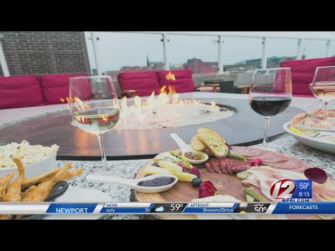 Quick Bites: The Rooftop at Providence G