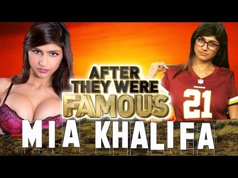 Xxx Mp4 Mia Khalifa AFTER They Were Famous Retired 3gp Sex