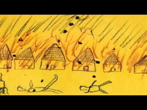 Children's Drawings from Darfur--