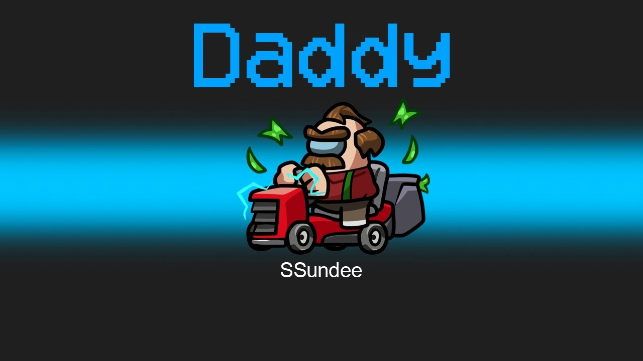 OFFICIAL SSundee DADDY ROLE (Among Us)