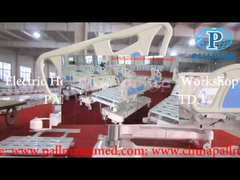Colum Structure Electric Hospital Bed,Hydraulic Hospital Bed,Electric Bed,Nursing Bed,Patient Bed