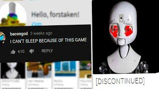 THIS ROBLOX HORROR GAME WILL SHOCK YOU