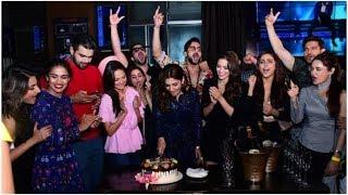Nach Baliye 9 Success Full Party | Divyanka Tripathi, Karan Patel | Bollywood Adda