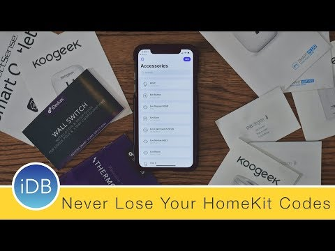 HomeKit Automation #004: Store Your Codes with HomePass
