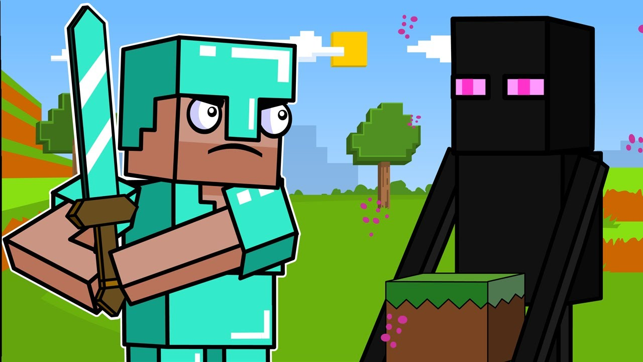 Block Squad: Survival | Minecraft Animation (ALL EPISODES)