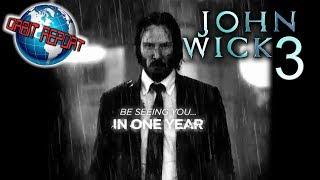 John Wick 3 Release Date Announced - Orbit Report