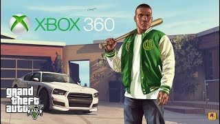 Grand Theft Auto V (Xbox 360) Full Game (Part 1) {Live Stream} [No Commentary]