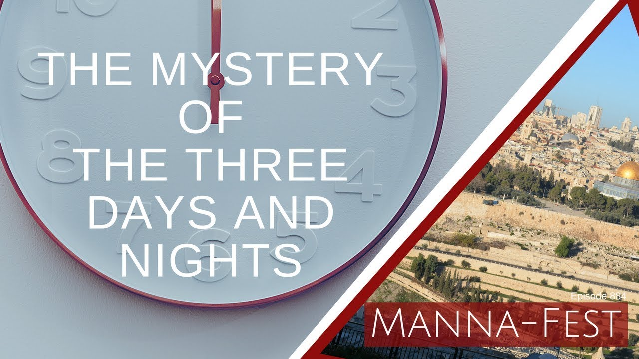 The Mystery of the Three Days and Nights | Episode 884