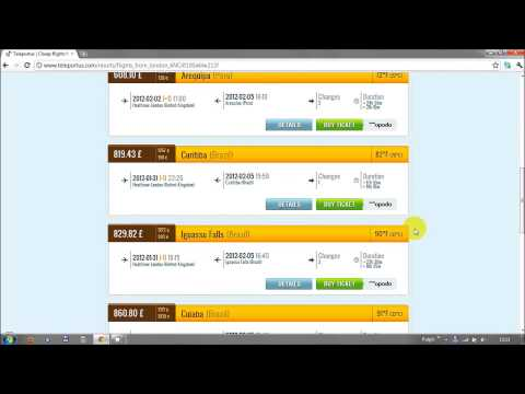 good How to Find a Cheap Flight? Teleportus.com Screencast. 2014