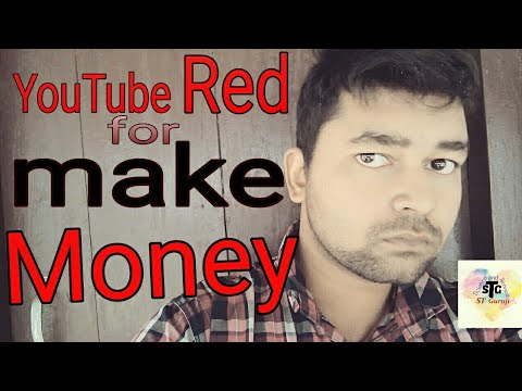 YouTube Red for make Money