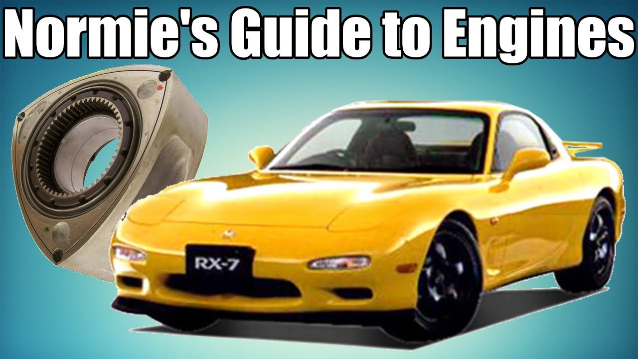 Noob's Guide to Car Engine Types!