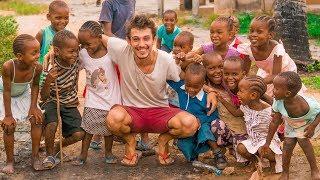 Afrika'nın Bir Köyünde Uyanmak ve YAŞAM!  - Kenya